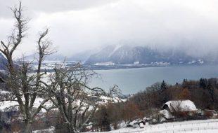 Lake Geneva Trip with Surprise Strip 'n' Dip
