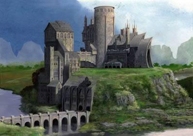 Painting - Felix Priory