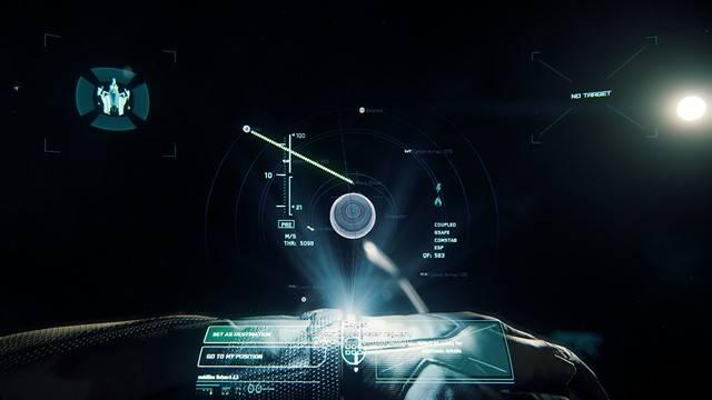 Star Citizen select a destination