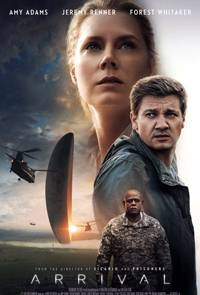 a film by Ted Chiang: Arrival
