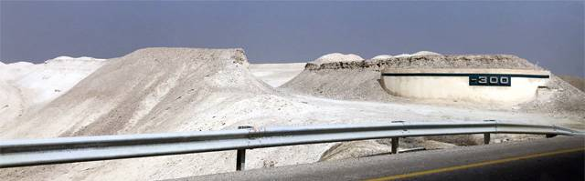 On the route to the Dead Sea