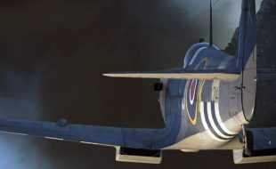 War Thunder's The Plagis Spitfire LF Mk. IX