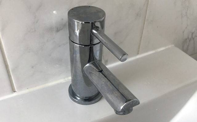 The mixer tap
